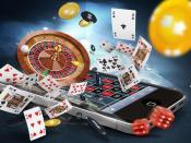 illustration jeux de casino mobile